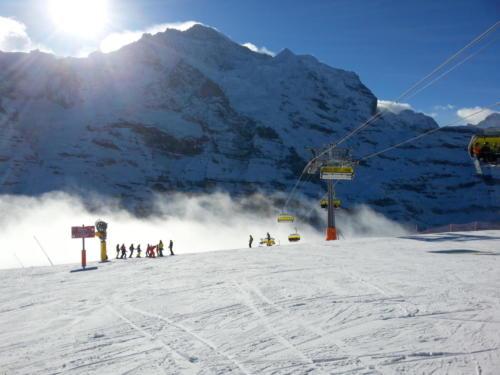 """Skiweekend """"Kleine Scheidegg"""" 2016"""
