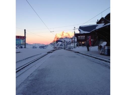 """Skiweekend """"Kleine Scheidegg"""" 2017"""